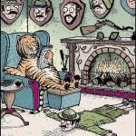tigru vânător