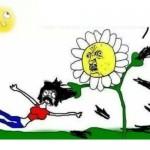 floare zmulge