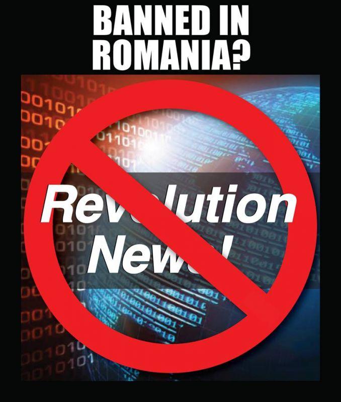 revolution-news.com blocat în România