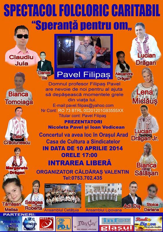 concert-caritabil-pavel-filipas-arad-spectacol-folcloric