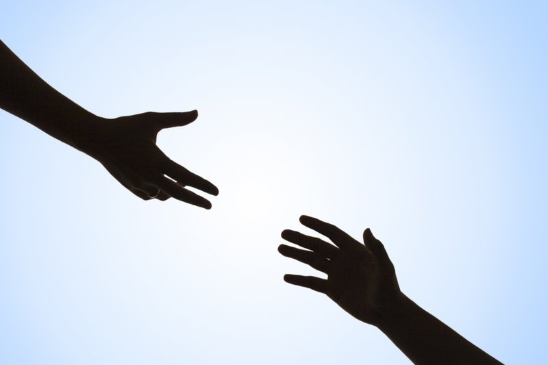 Ajutând pe ceilalți te ajuți pe tine