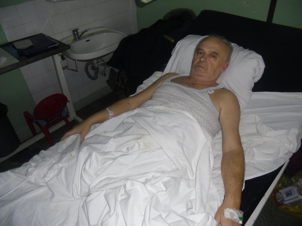 pavel filipaș operație picior caz umanitar