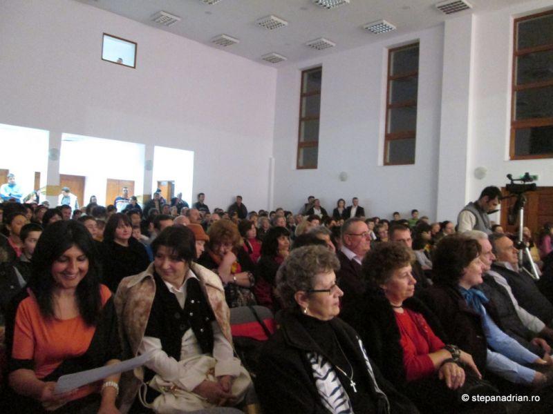 """Concertul Caritabil pentru Pavel Filipaș """"Speranța pentru Om"""""""