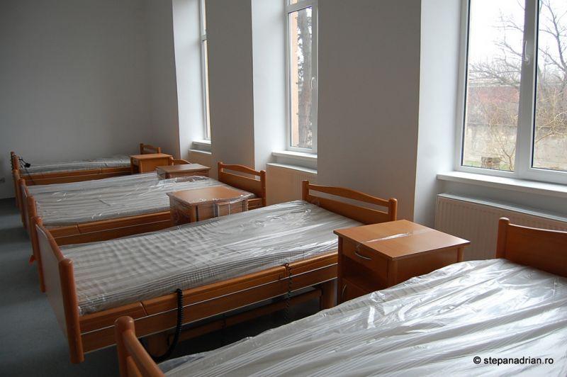 Spitalul Orășenesc din Lipova este modernizat