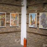 Turnul Sfatului Sibiu-expozitie picturi