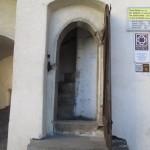 Turnul Sfatului Sibiu-intrare
