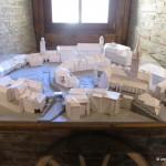 Turnul Sfatului Sibiu-macheta orașului