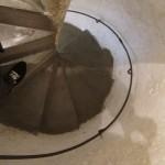 Turnul Sfatului Sibiu-scări în spirală