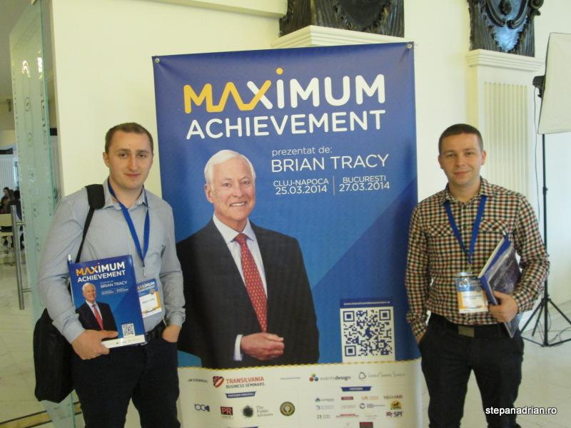 Brian-Tracy-Cluj-Maximum Achievement-Grand-Hotel-Italia-stepan-adrian