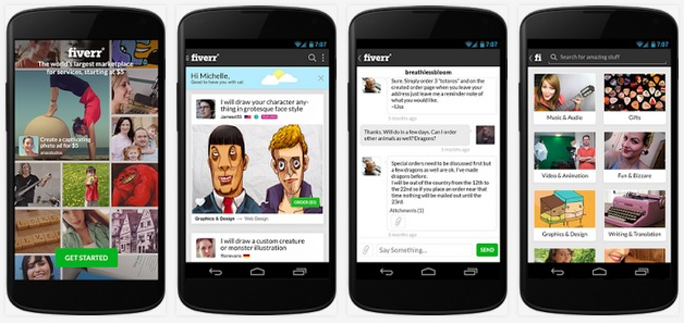 Fiverr-android-app-aplicatie-smartphone-mobil