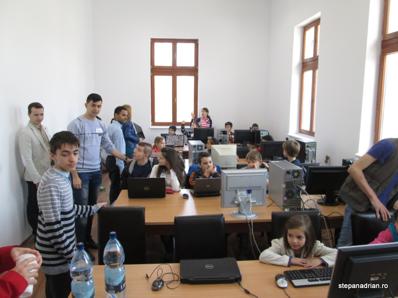 Lansare CoderDojo Lipova – Club de Programare pentru Copii