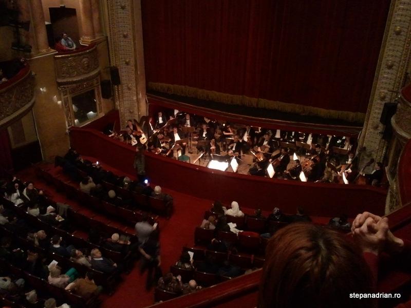 Prima dată la Opera din Timișoara