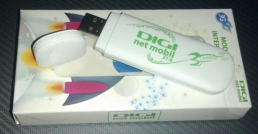 Care e treaba cu stick-urile de internet 3G Digi Net Mobil?