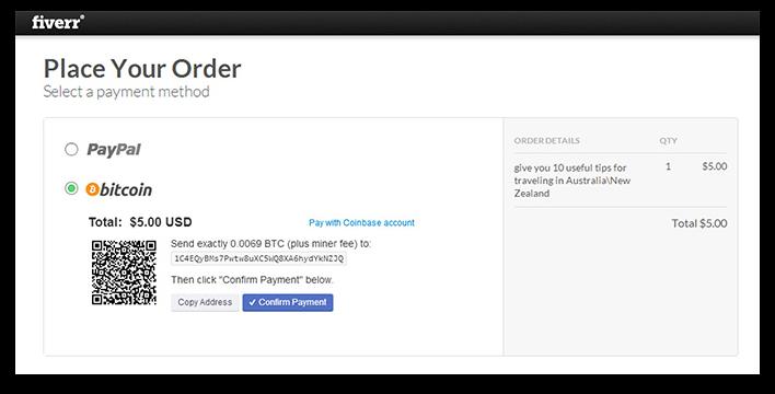 fiverr-coinbase-plati-bitcoin