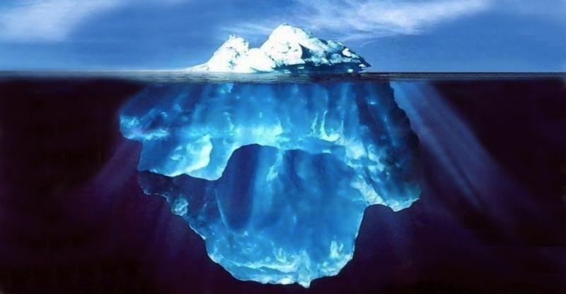 Succesul este un Iceberg