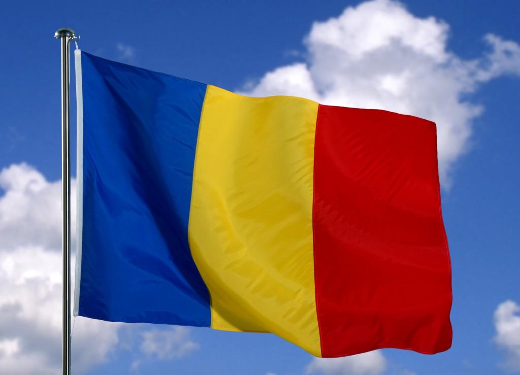 steag românia, tricolor