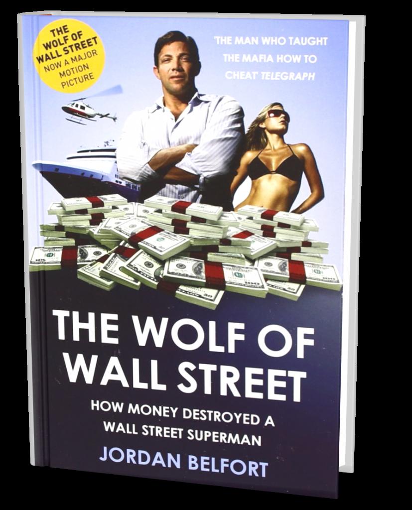 carte jordan belfort wolf of wall street book