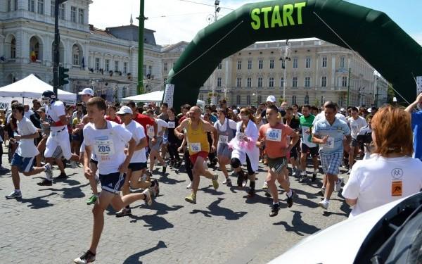 Maratonul, Semimaratonul și Crosul Aradului 2014