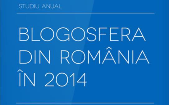 Blogosfera din Romania 2014 – chestionar