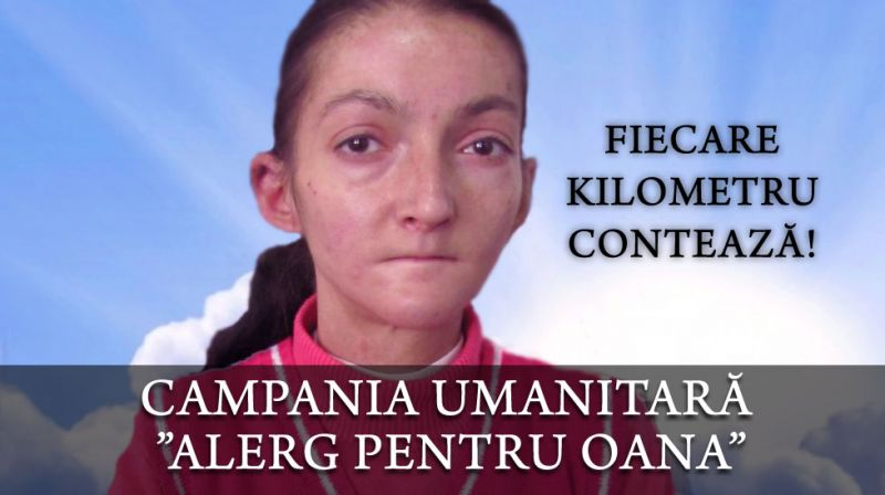 Alerg într-o Campanie Umanitară și Vând KM