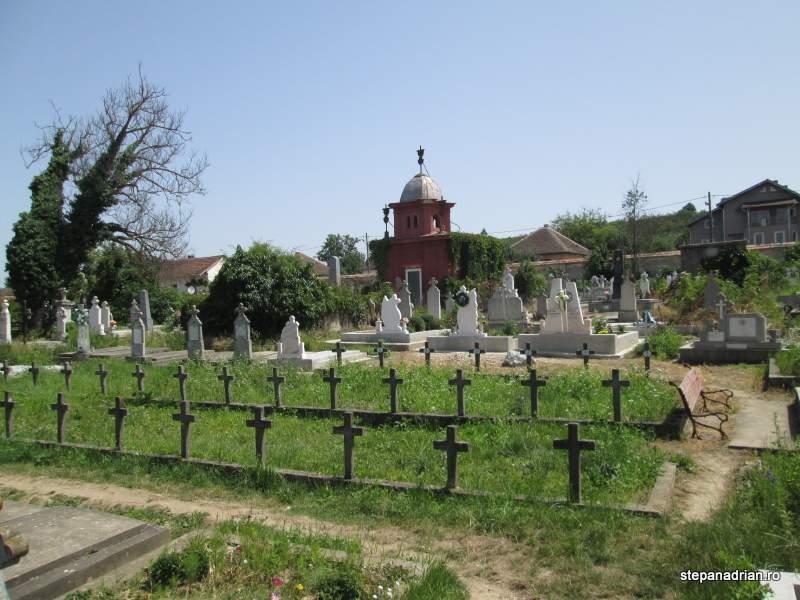 Ecologizarea, Curățenia și Erbicidarea Cimitirului Vechi din Lipova