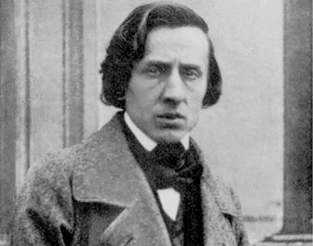 Despre nebunul frumos, Frédéric Chopin…