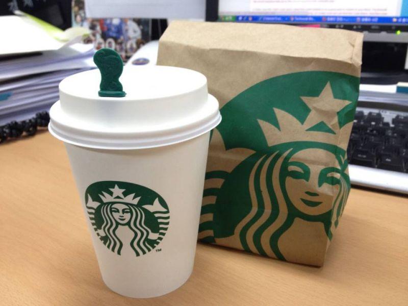 Starbucks vs Aparatul de Cafea din Gară