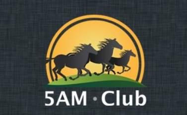 De astăzi sunt membru 5am Club