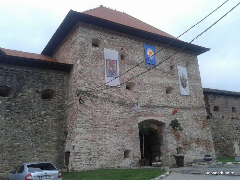 Vizitează Cetatea de la Făgăraș și Muzeul acesteia