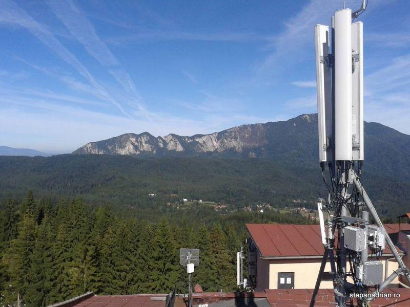 antena radio hotel  belvedere predeal