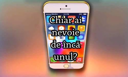 Cum te numești când ai iPhone 5 dar vrei iPhone 6?
