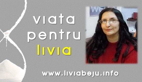 Oamenii buni merită să trăiască! Viață pentru Livia!