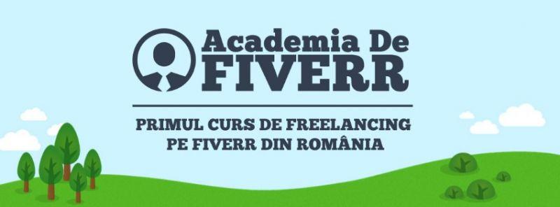 Am lansat Academia De Fiverr