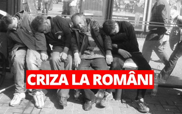 Doamne, când a aflat românul de Criză…
