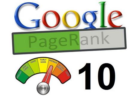 Google PageRank e mort