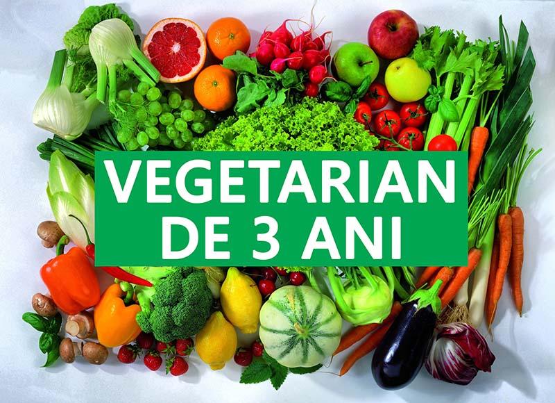 Concluzie după 3 ani de Vegetarianism