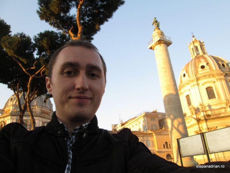 columna lui Traian stepan adrian