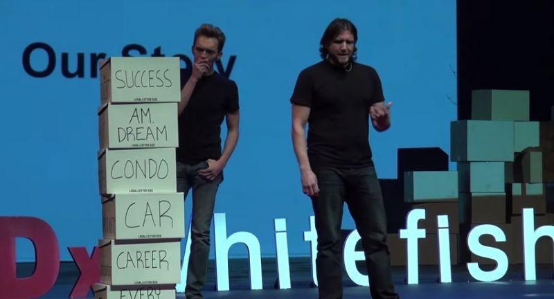 Minimalismul – cheia unei vieți mai bogate – Video TEDx