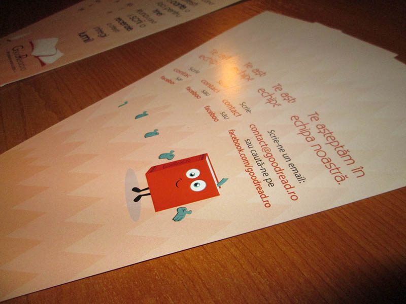 Semne de Carte Personalizate de la Coala.ro