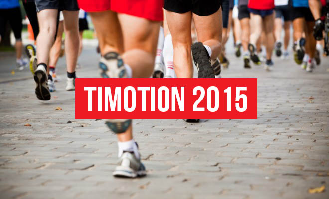 Alerg la Timotion 2015 pentru Şcoala Mamei Junior