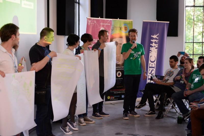 Startup Weekend Timișoara – 54 de ore de antreprenoriat muncit!