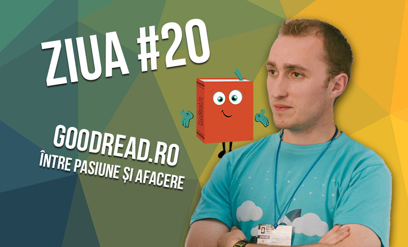 GoodRead.ro – între pasiune și afacere