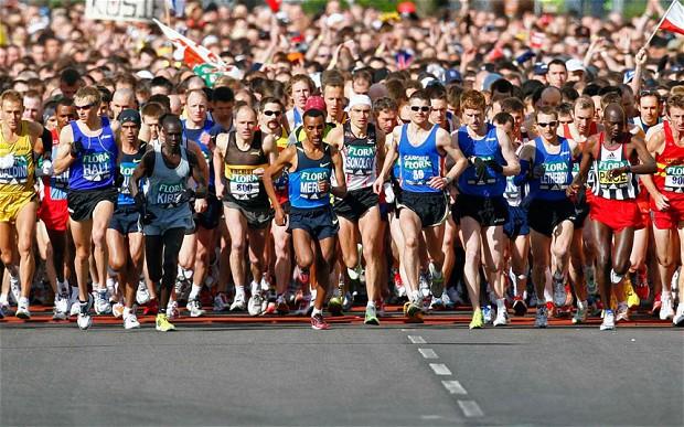 Oricine ar trebui să alerge un maraton