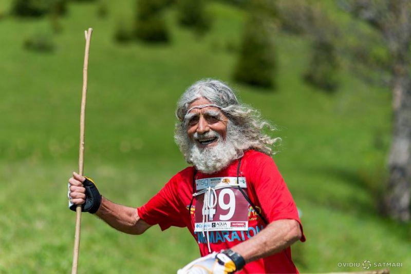 În memoria lui Moșion Gheorghe – Legenda și Eroul alergătorilor din România