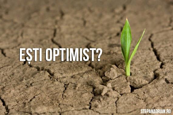 Cum reîncarci rezervorul de Optimism?