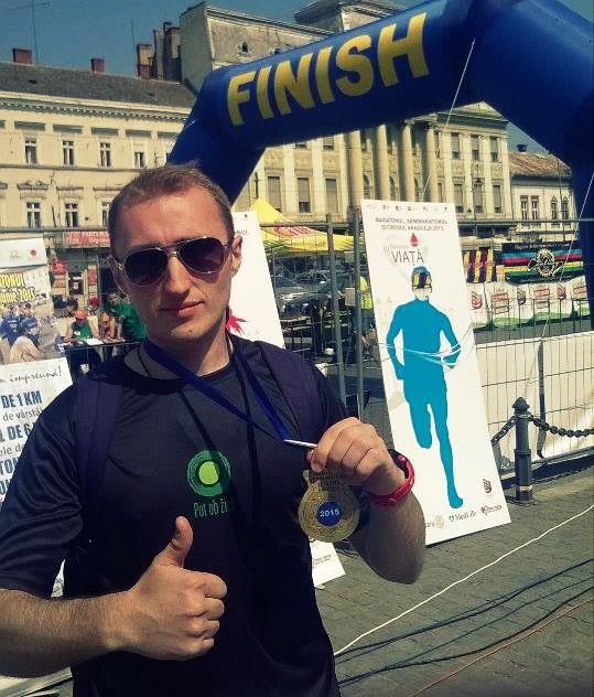 Impresii de la Maratonul, Semimaratonul și Crosul Aradului 2015
