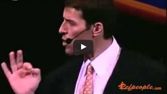Diferența dintre Ratat și Învingător – Tony Robbins [video 8 min]