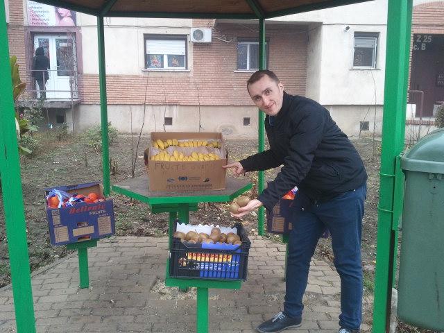 Fructe Gratis în Arad #fructegratis [provocare]