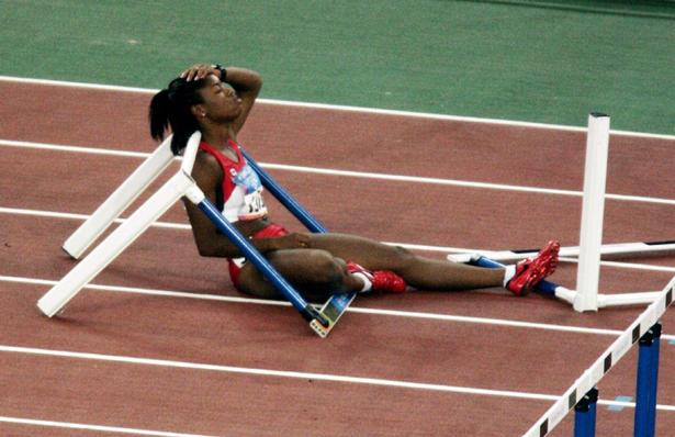 perdita felicien la olimpice