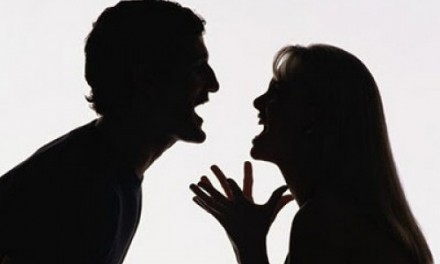 Violența începe când se termină cuvintele